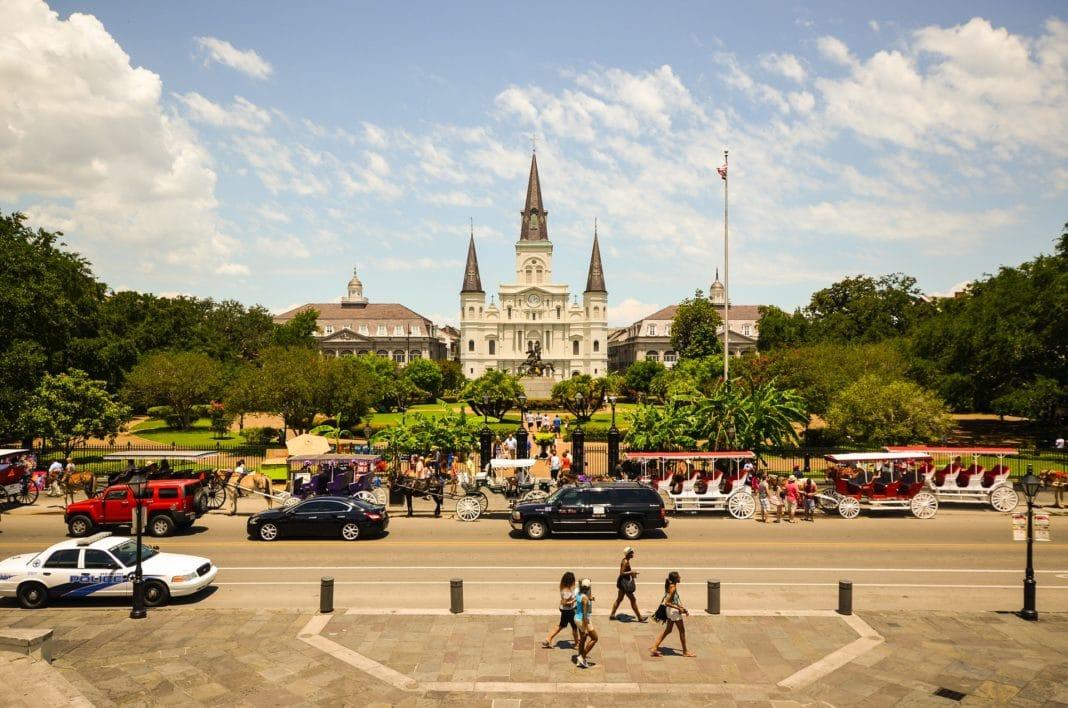 New Orleans destination