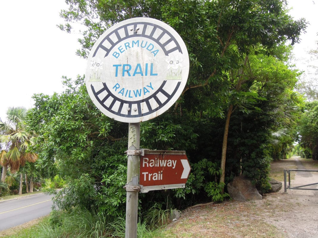 things to do in bermuda - Railway Trail