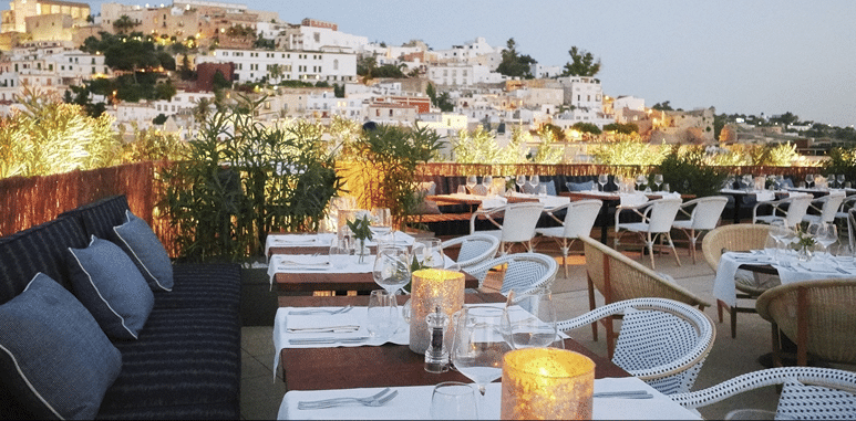 balearic islands - Gran Hotel Montesol in Ibiza