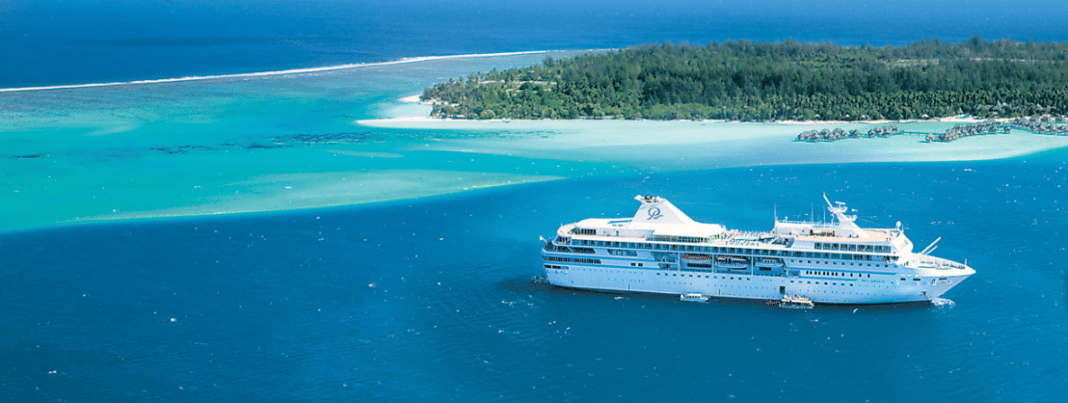 best cruises for couples - Paul Gauguin