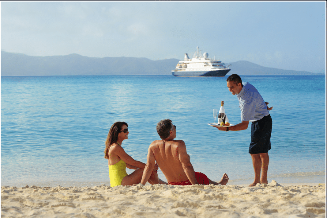 best cruises for couples - SeaDream Yacht