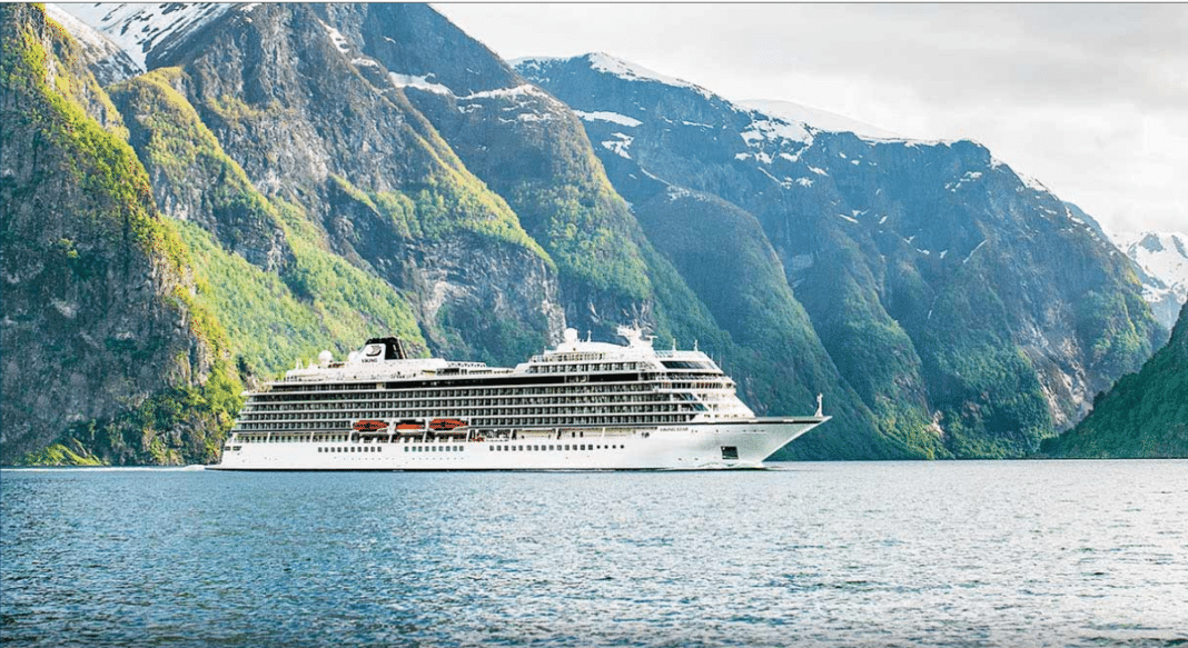 best cruises for couples - Viking Ocean