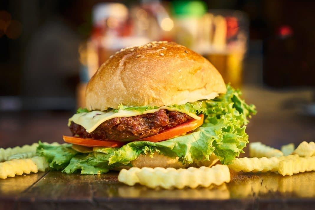best fast food burger