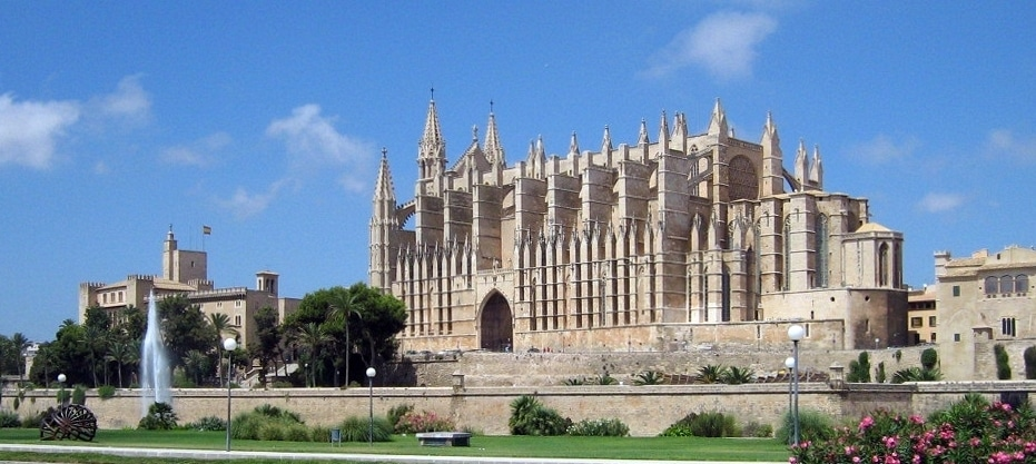 Balearic Islands cathedral