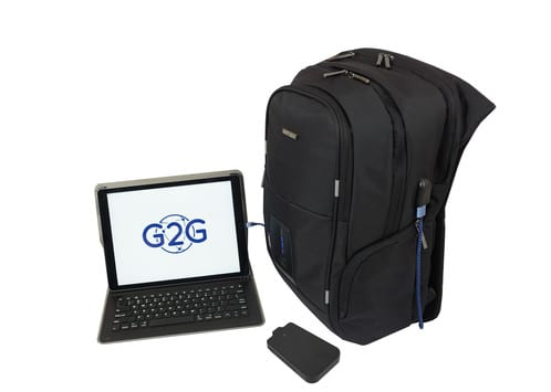 laptop backpack - USB Charging