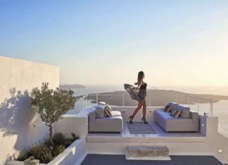 Cosmopolitan Suites Review: Unique Rooms in a Beautiful Santorini Boutique Hotel