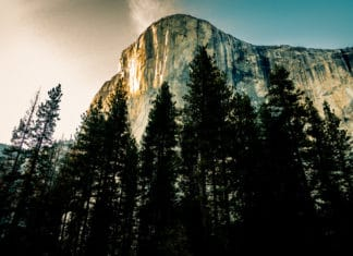 trekbible, travel, things to do, natural attractions, national parks, find your park, Yosemite National Park, Horsetail Fall, visit California, trip ideas, travel inspiration, things to do