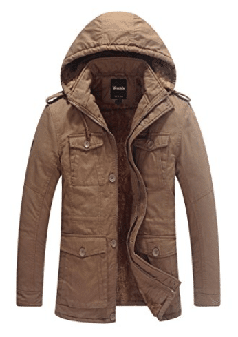wantdo mens jacket