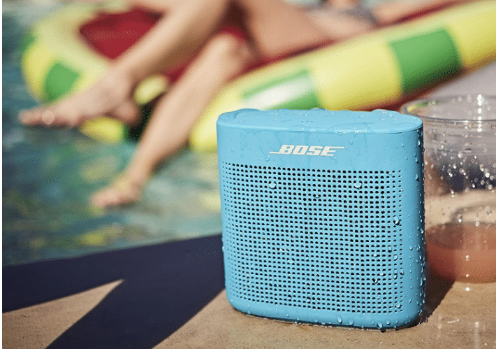 Bose Soundlink Color 2 - Battery Life