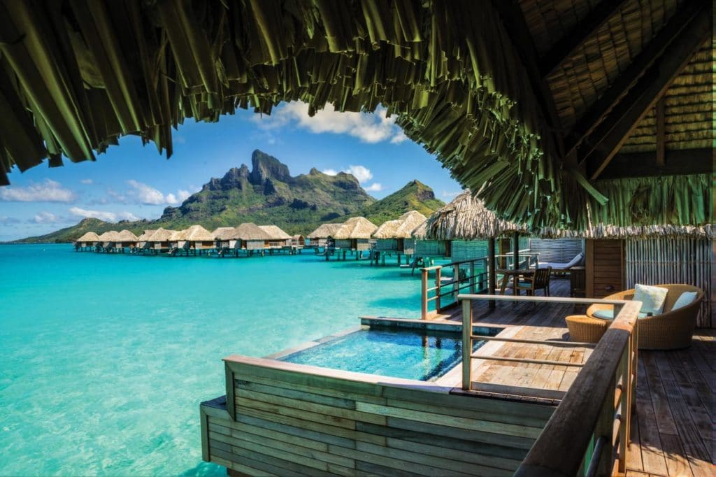 couples resorts - Four Seasons Resort, Bora Bora