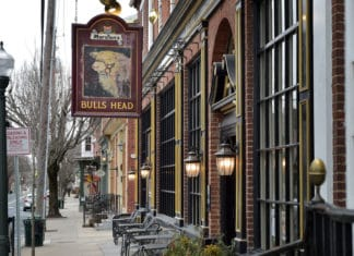 trekbible, travel, things to do, bars, breweries, Lititz, Pennsylvania, trip ideas, travel inspiration, 10 best, USA Today, local bars, historic hotels