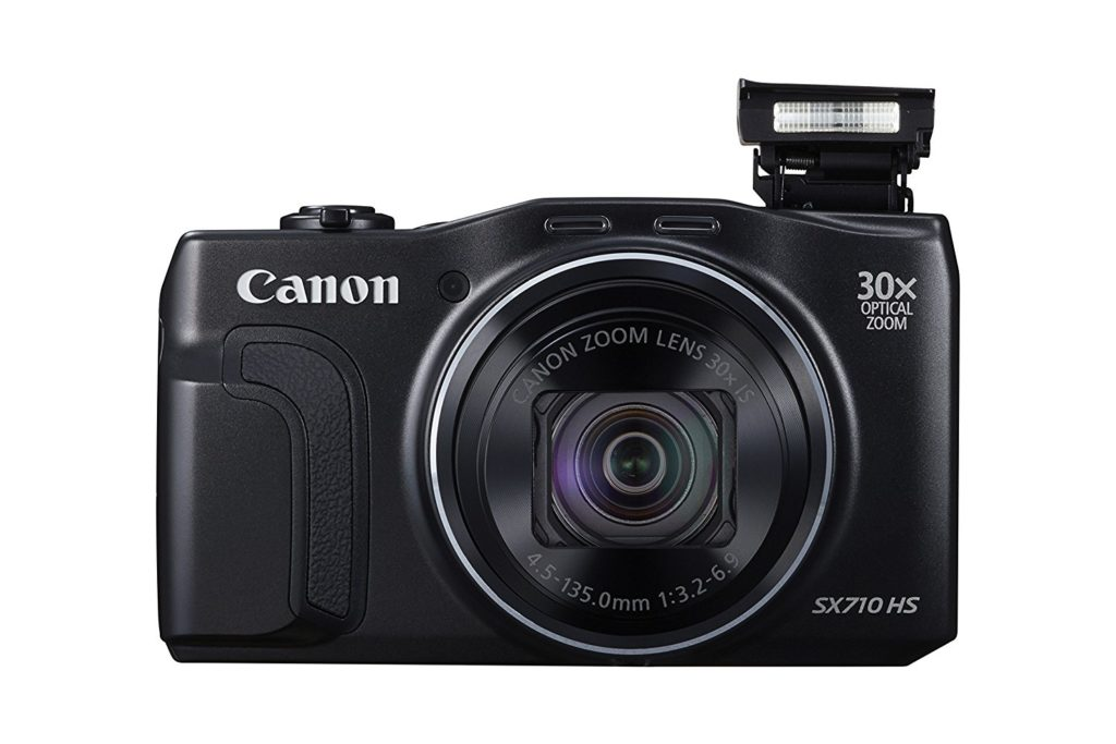 Canon PowerShot SX710 HS - High Quality Sensor