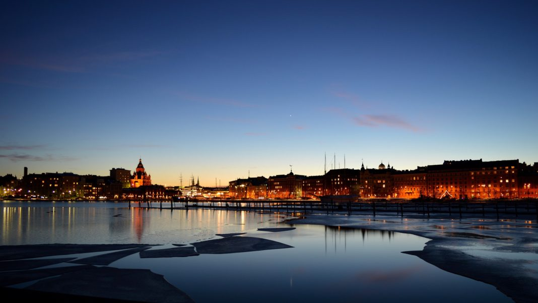Finland destination
