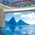 couples resorts - Jade Mountain