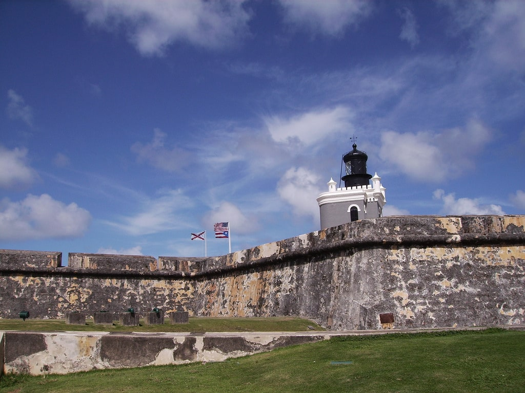 Things to do in Puerto Rico - El Morro