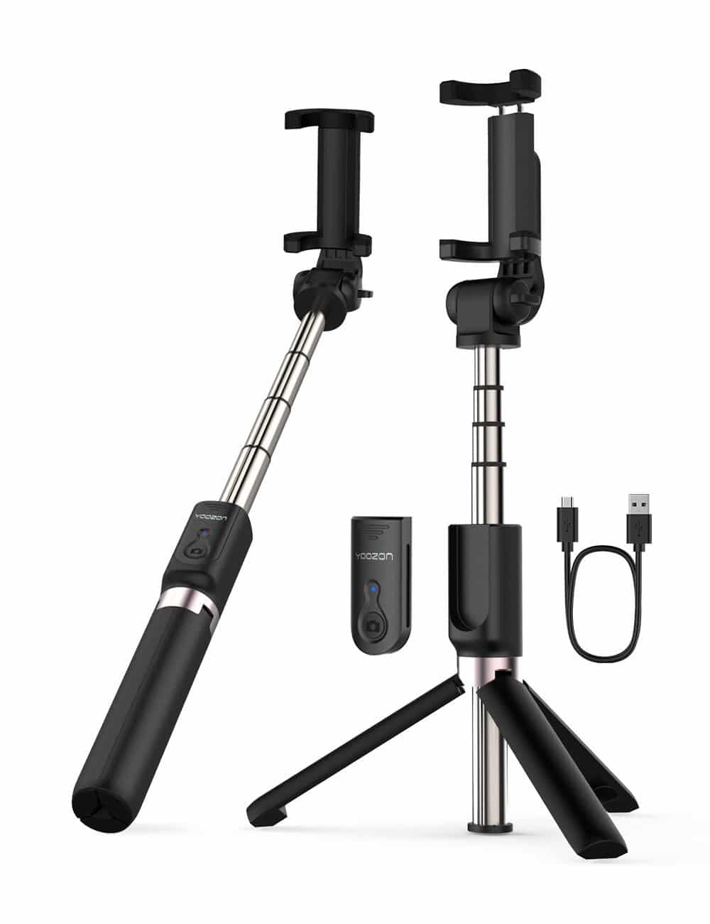 gifts for travelers - Yoozon Selfie Stick Bluetooth