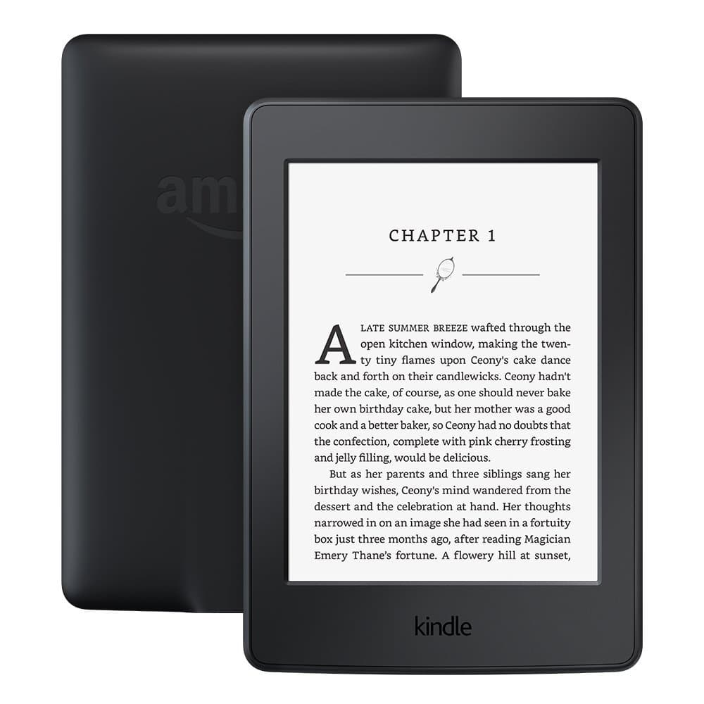 gifts for travelers - Kindle Paperwhite E-Reader