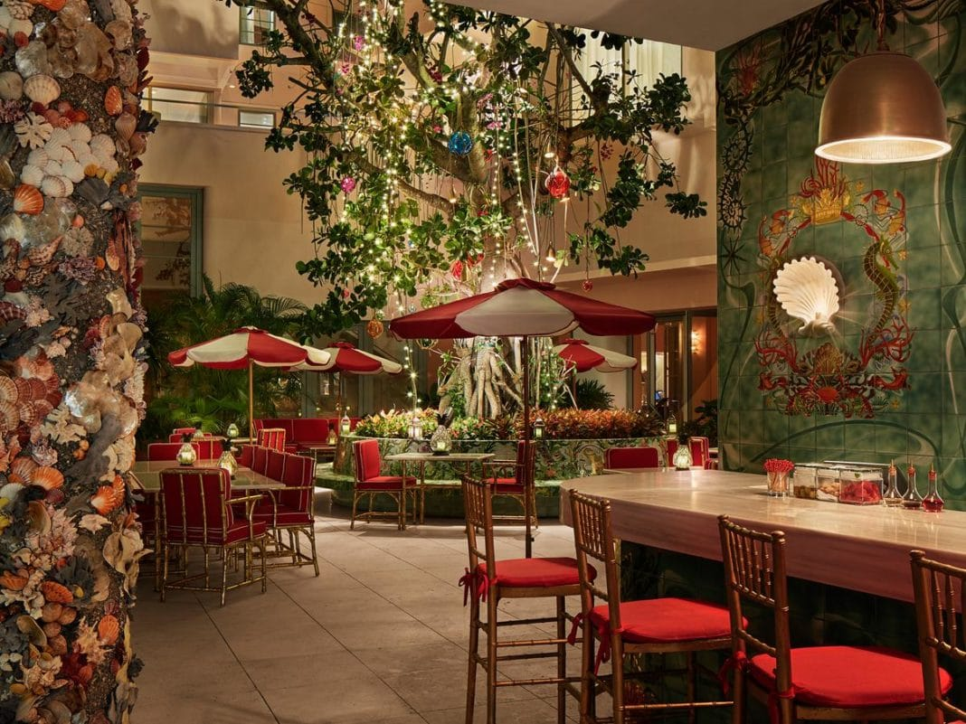 Faena Miami - Tree of Life