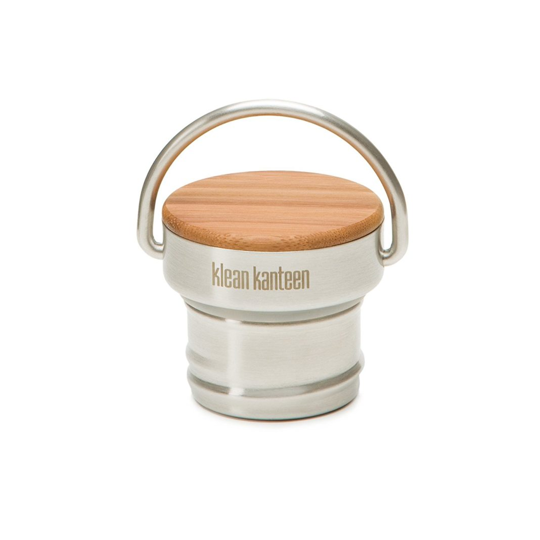 gifts for travelers - Klean Kanteen Bamboo Cap
