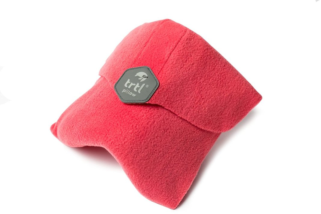 gifts for travelers - Trtl Travel Pillow