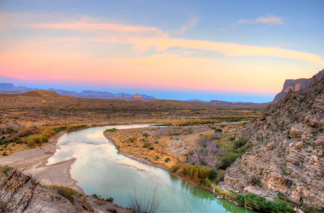 national parks in texas - Big bend