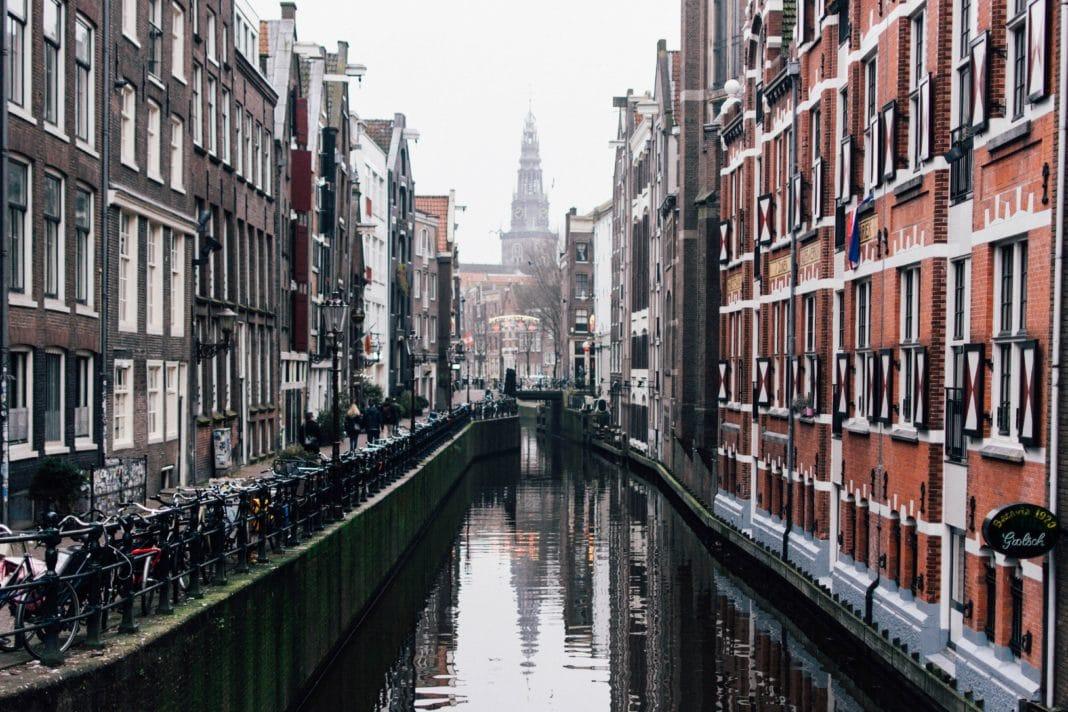 Amsterdam Apartments Architecture 851039