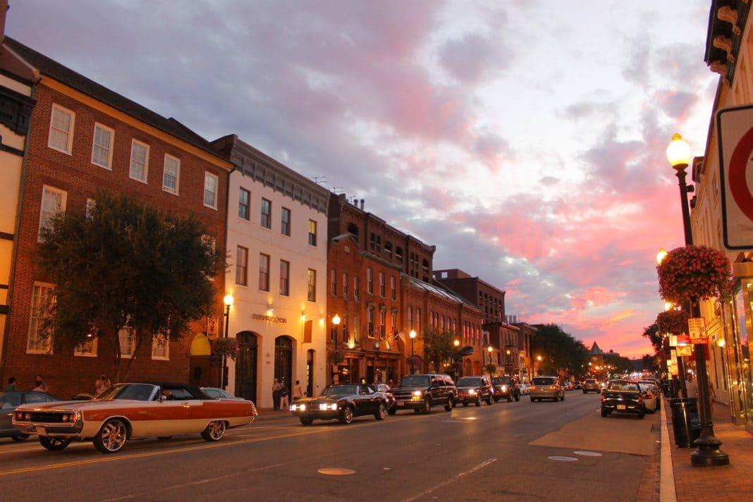 10 Best Restaurants In Georgetown Washington Dc Trekbible