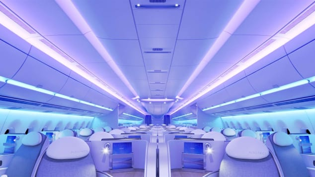 travel, Singapore Airlines