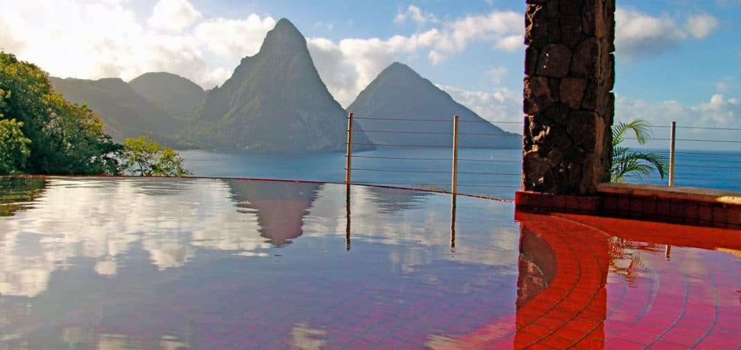 Jade Mountain Resort - Sun Sanctuary