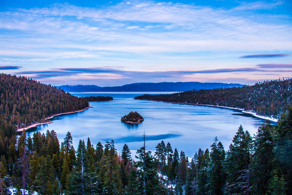 Lake Tahoe Camping Hot Spots And Hideouts Trekbible
