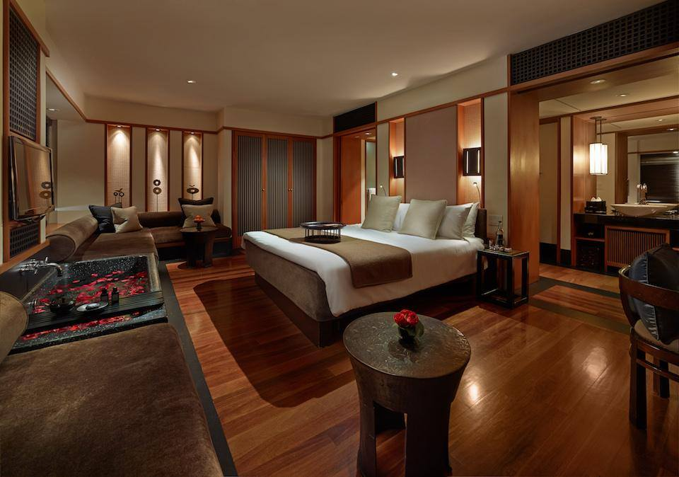 the setai - Art Deco Suites