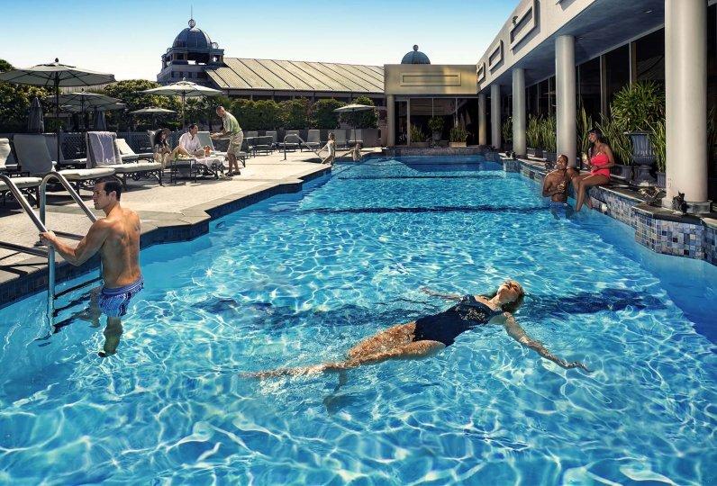 Windsor Court Hotel Review New Orleans Elegance Trekbible