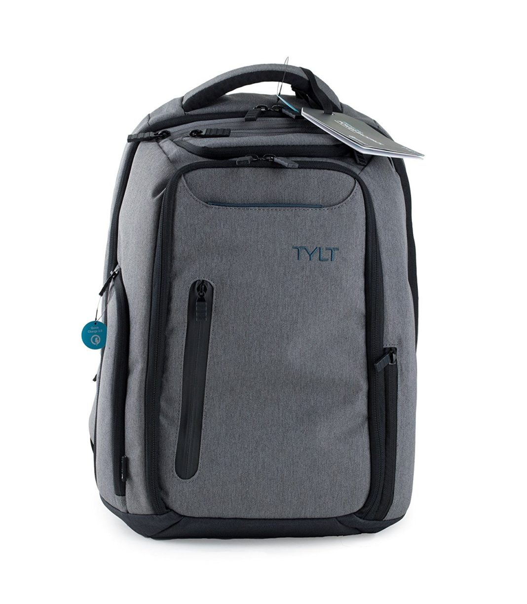 smart backpack - TSA-Approved