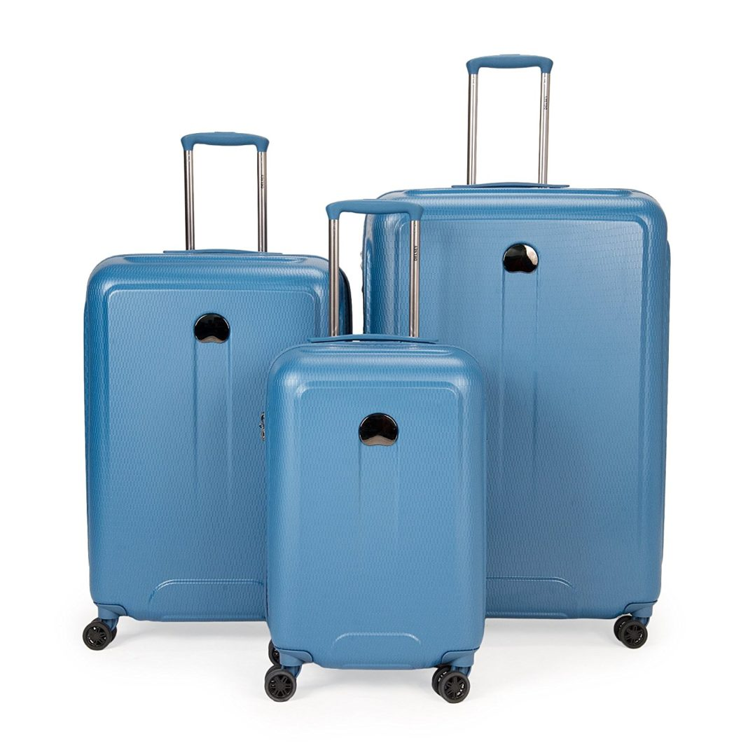 best lightweight luggage - Delsey