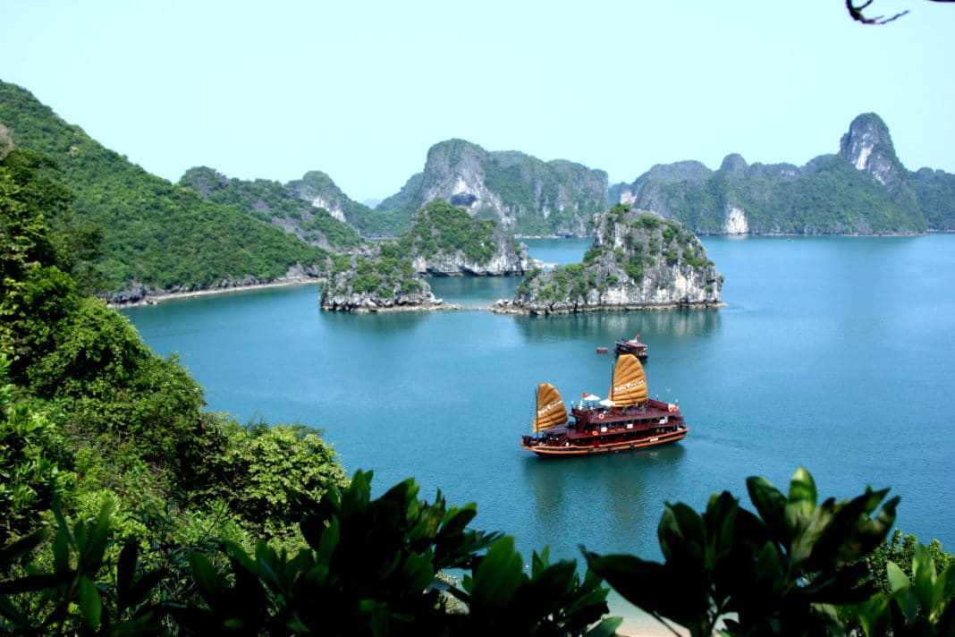 best places to travel in may - Vietnam
