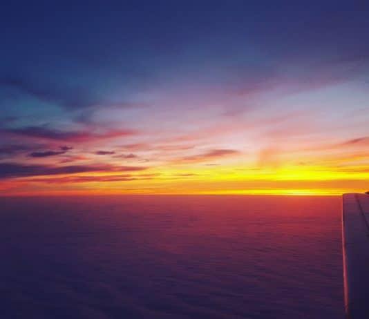 Kilauea - airplane