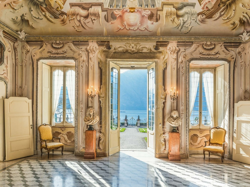 trekbible, travel, hotels, luxury hotels, trip ideas, travel inspiration, hotel reviews, Italy, Italian hotels, travel inspiration, Grand Hotel Tremezzo, Villa Sola Cabiati, romantic getaways, couples getaway