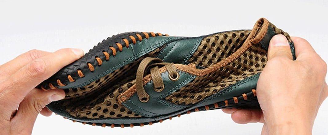 960d60839f Men s MOHEM Poseidon Mesh Walking Shoes Review - trekbible