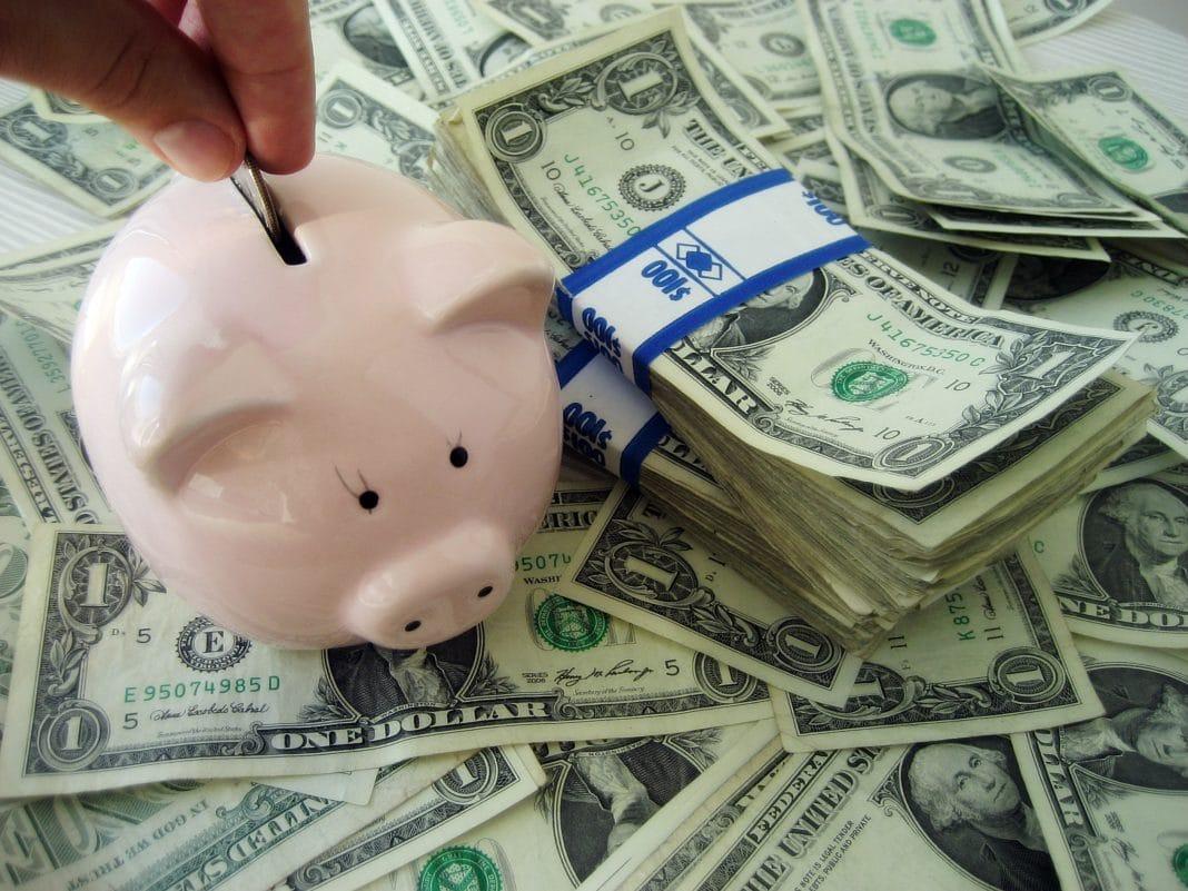 money safe - piggy bank