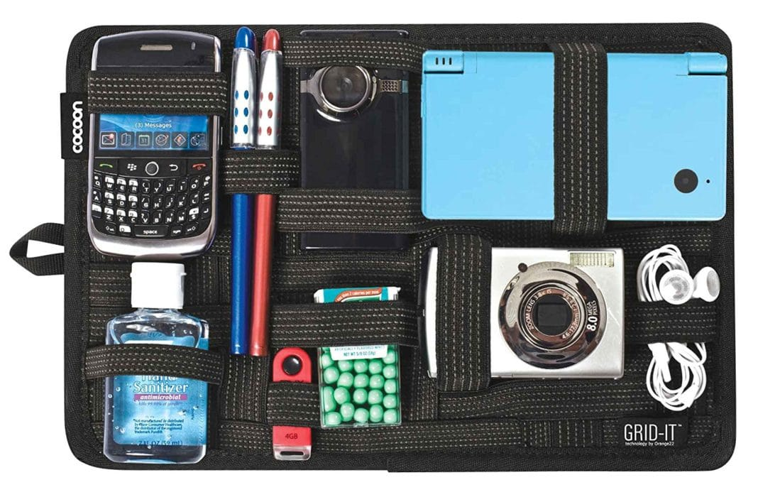 Travel GRID-IT! Organizer