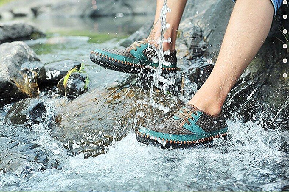 Men's MOHEM Poseidon Mesh Walking Shoes