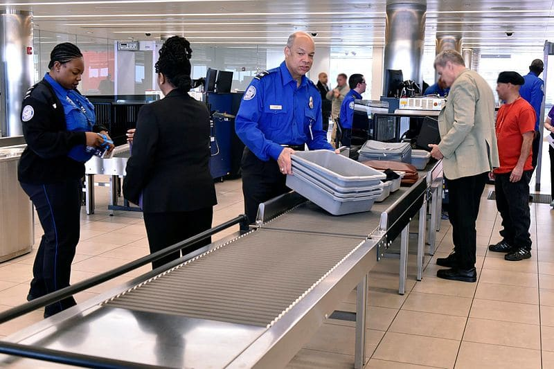 money safe - Airport Security