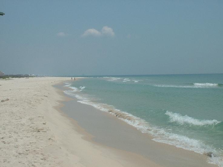 Beaches In Alabama Best Gulf