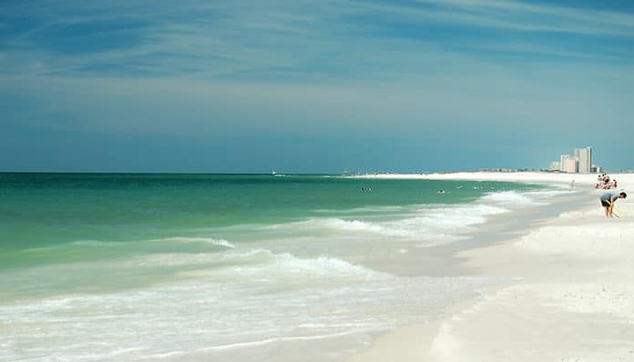 Beaches In Alabama Best Gulf
