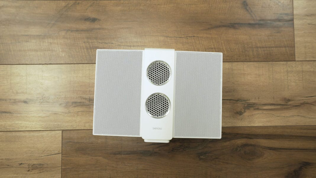 electrostatic speaker - Low Distortion