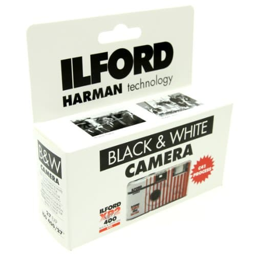 Ilford XP2 Single Use