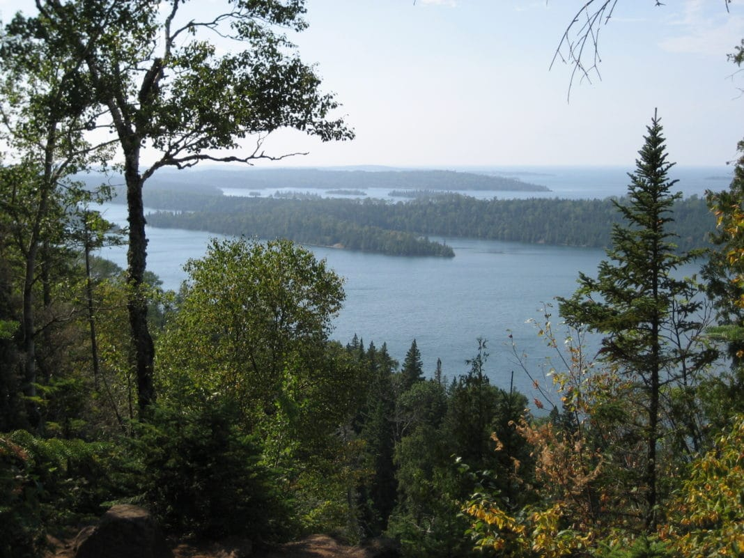 places to visit in michigan - Isle Royale