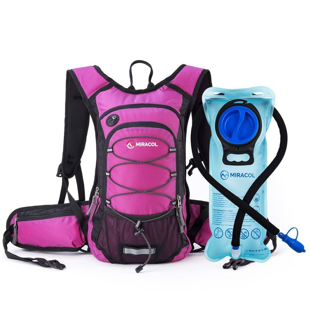 Miracol Hydration Backpack Material
