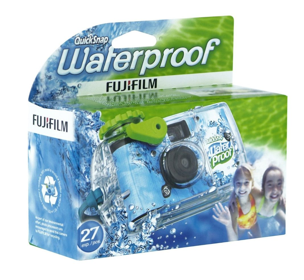Fujifilm Waterproof QuickSnap
