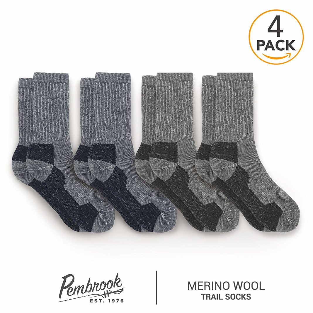 best hiking socks - Pembrooke Wool